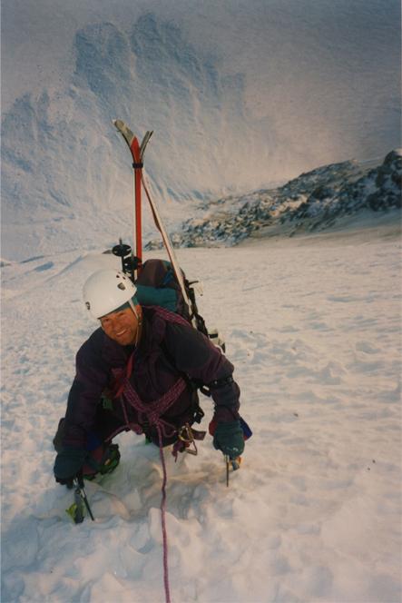 La montagne grâce à l'airsoft R9cx
