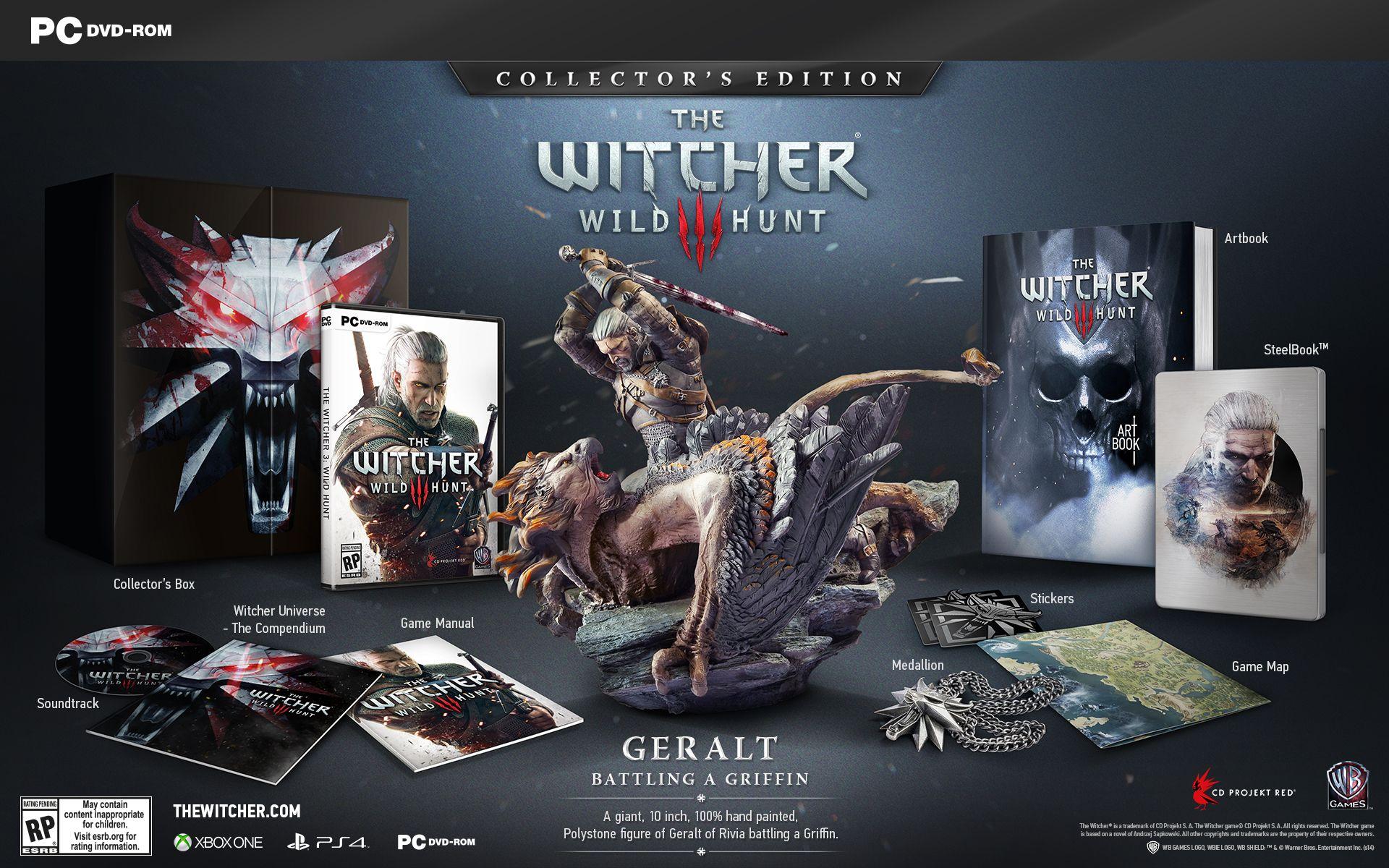 [E3 14] Grandes noticias sobre The Witcher 3 Ifot