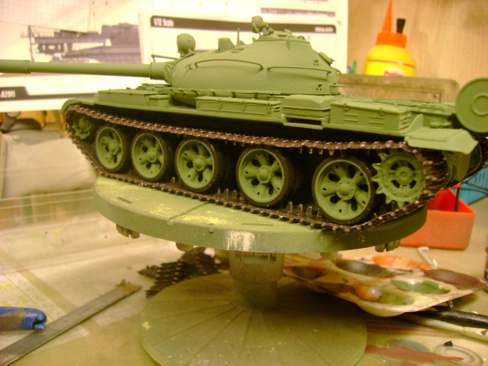 T-62 Trumpeter ...Terminé Up du 11/12... - Page 2 51227289