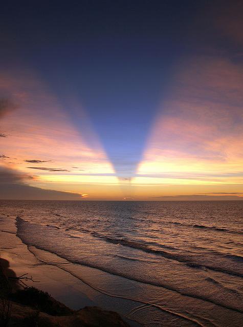 Un mystérieux rayon de lumière apparait au Brésil Crepray3