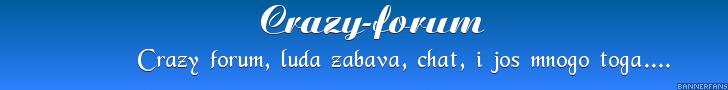 Crazy forum