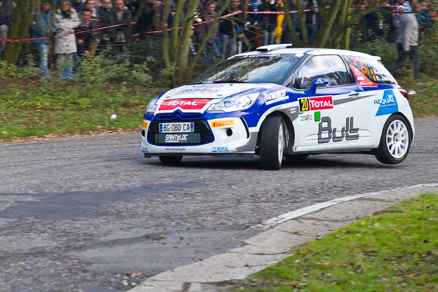 Sortie au Rallye du Condroz 2011 - 12/11/11 - les photos Mg3113201111127d
