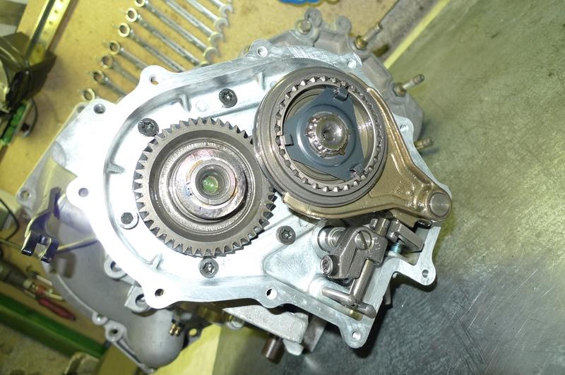 Reconversion de mon Escort MK3 Ghia en Escort RS 1600i - Page 5 P1040962