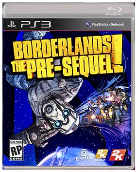 Anunciada de forma oficial Borderlands: The Pre-sequel N0ne