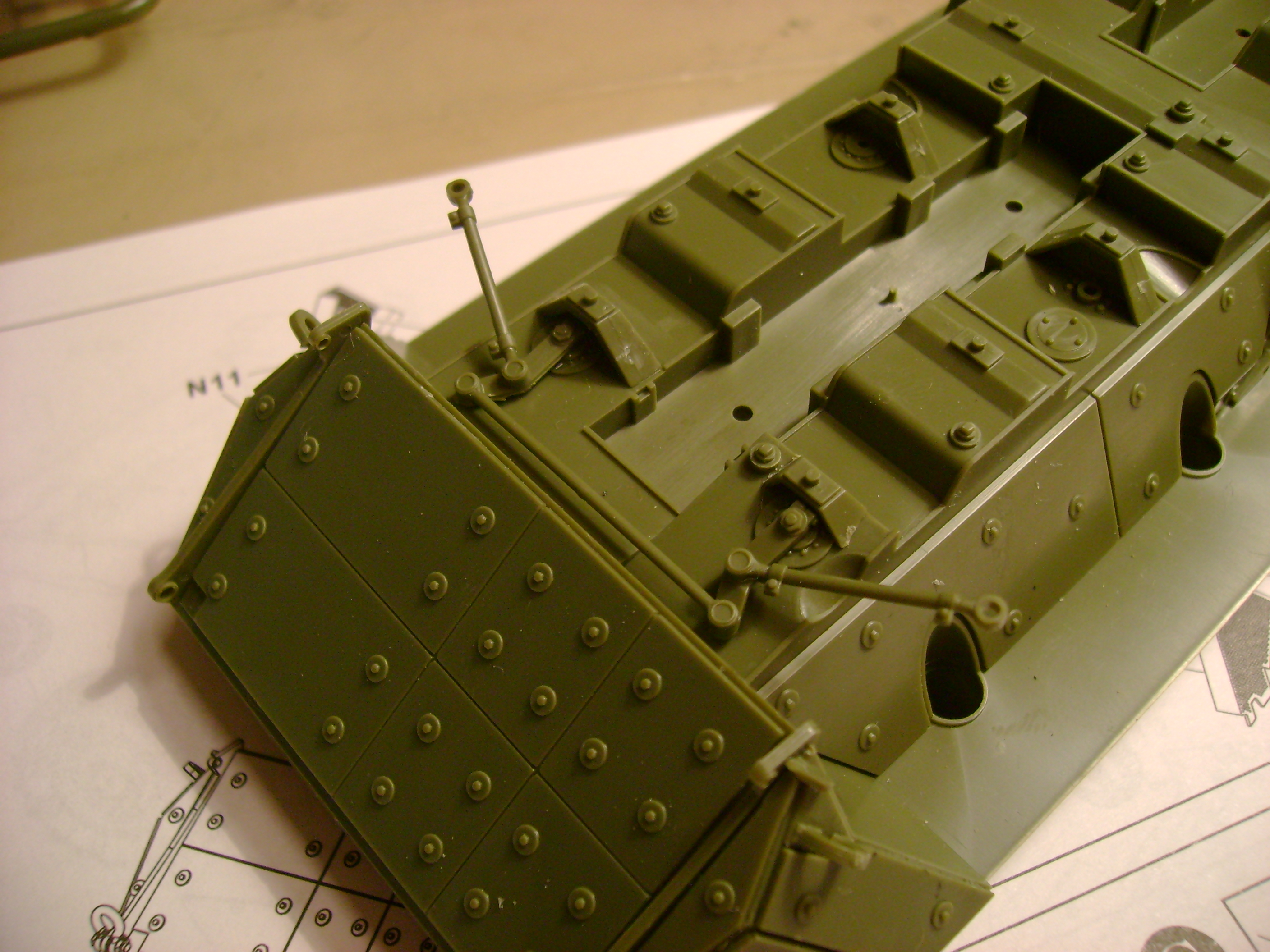 Stryker M1128 MGS Terminé.... 98641356