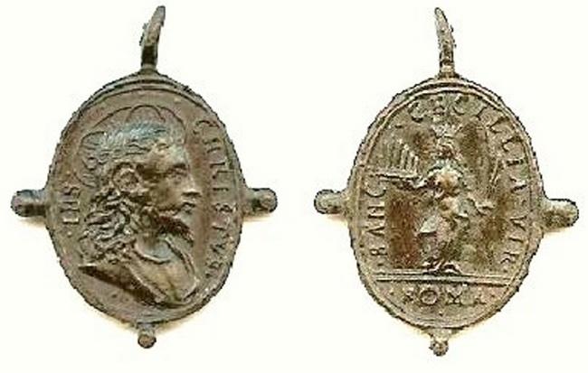 Recopilación medallas con el Rostro de Cristo ( Salvator Mvndi II) Nq65