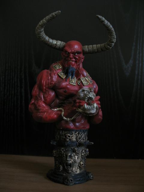 Barbarian Fan Collection Heroic-Fantasy (MAJ 01/01/13) 20090306statuecollectioy