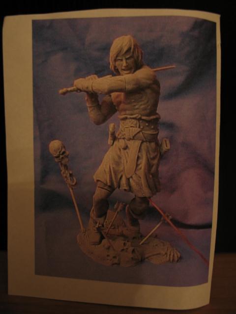 Barbarian Fan Collection Heroic-Fantasy (MAJ 01/01/13) 20090306statuecollectioa