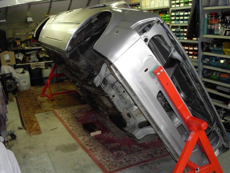 Restauration du Break RS ... à Megatorus Pdr3734