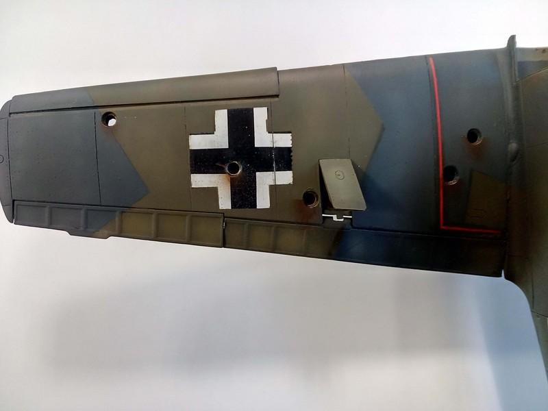 Me Bf 109 E1  [ Eduard 1/32 ] - Page 5 QuauRP