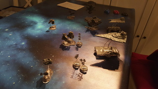 Liga PANZER - 300 puntos VS Night 1vNaUX