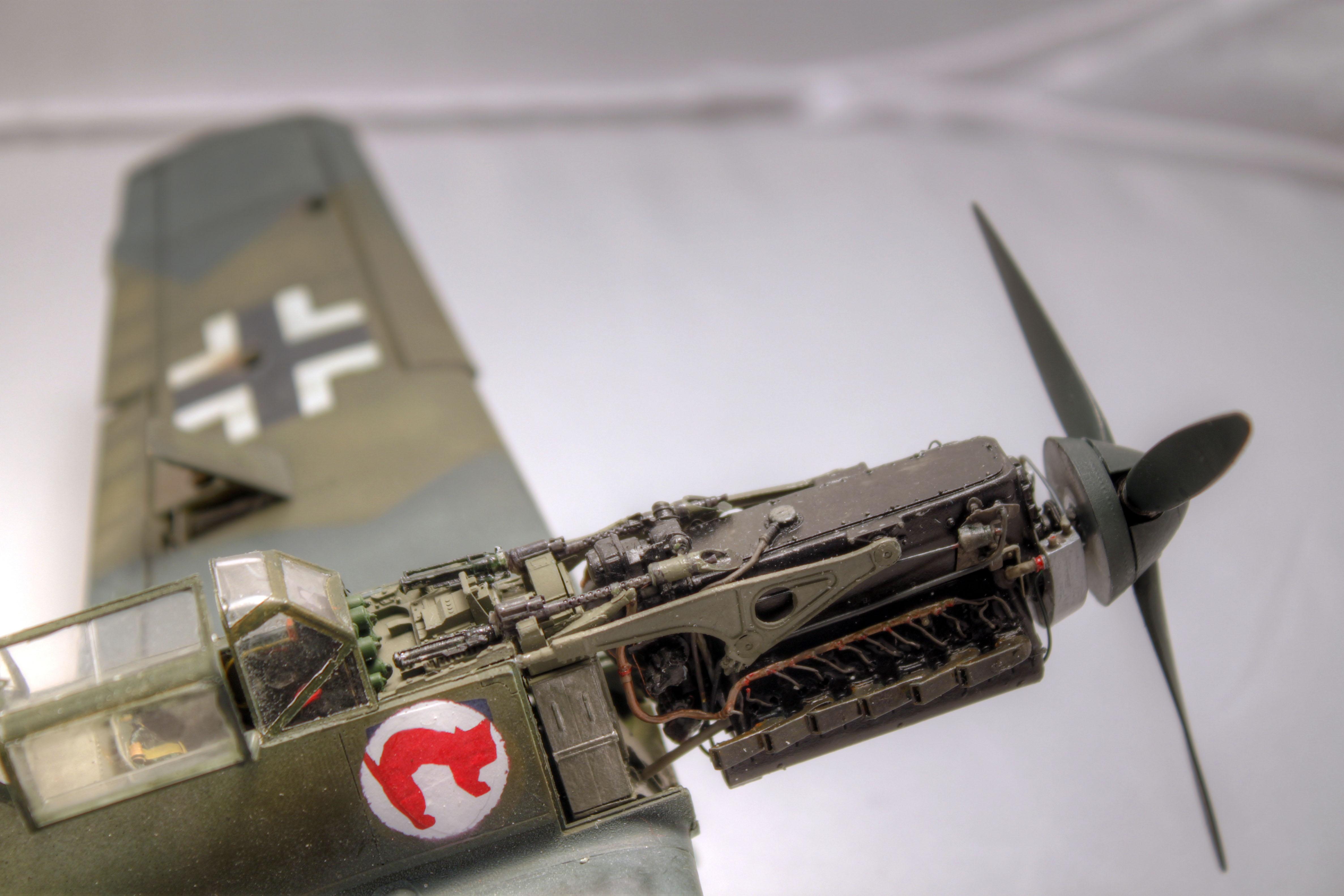 Me Bf 109 E1  [ Eduard 1/32 ] - Page 5 XI361a