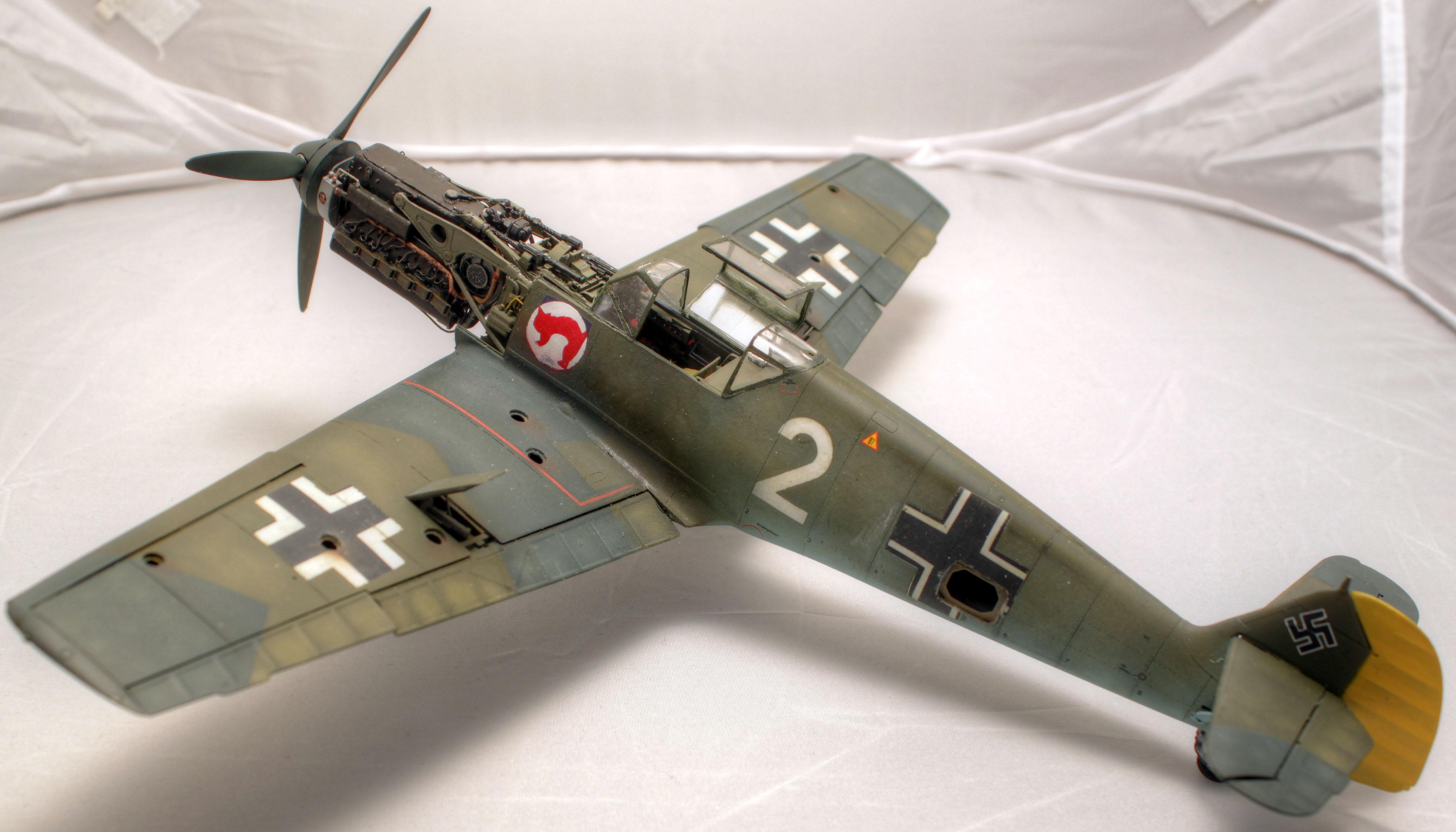 Me Bf 109 E1  [ Eduard 1/32 ] - Page 5 9xWFe8