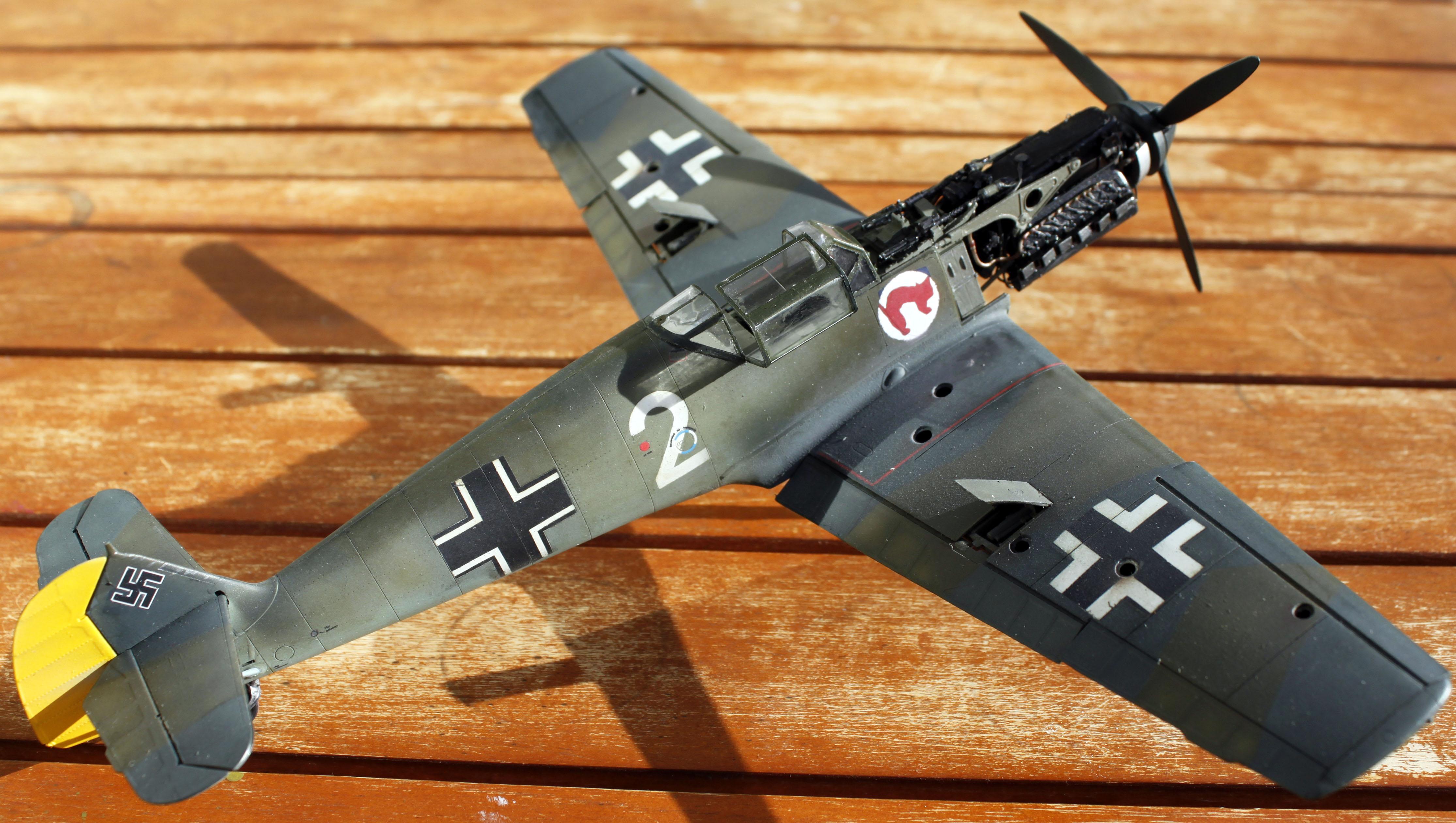 Me Bf 109 E1  [ Eduard 1/32 ] - Page 5 XljmS3
