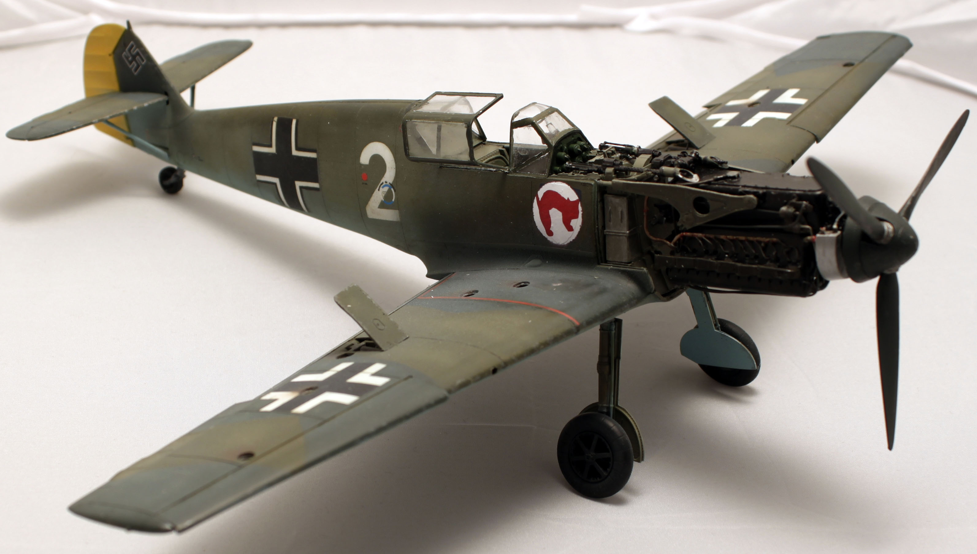 Me Bf 109 E1  [ Eduard 1/32 ] - Page 5 CM7SAi