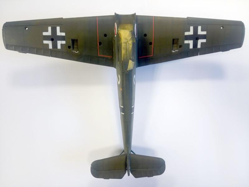 Me Bf 109 E1  [ Eduard 1/32 ] - Page 5 Cz3Xj1