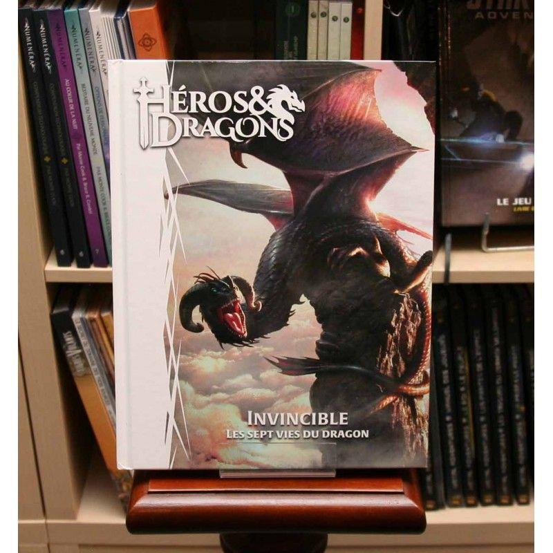 Heros & dragons SKInVw