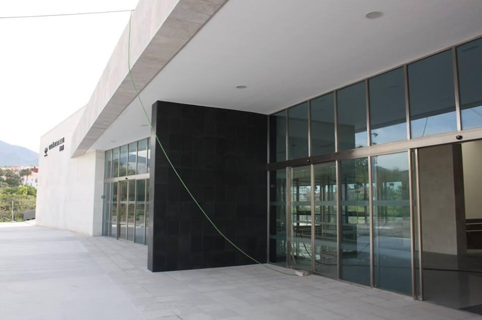 La estación de autobuses de Motril se inaugurará a mediados de Julio ExnpNa