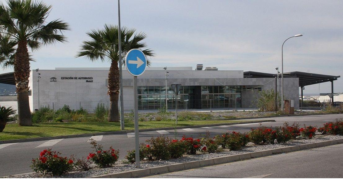 La estación de autobuses de Motril se inaugurará a mediados de Julio B3Po6g