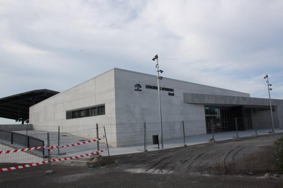 La estación de autobuses de Motril se inaugurará a mediados de Julio 4xLtKX