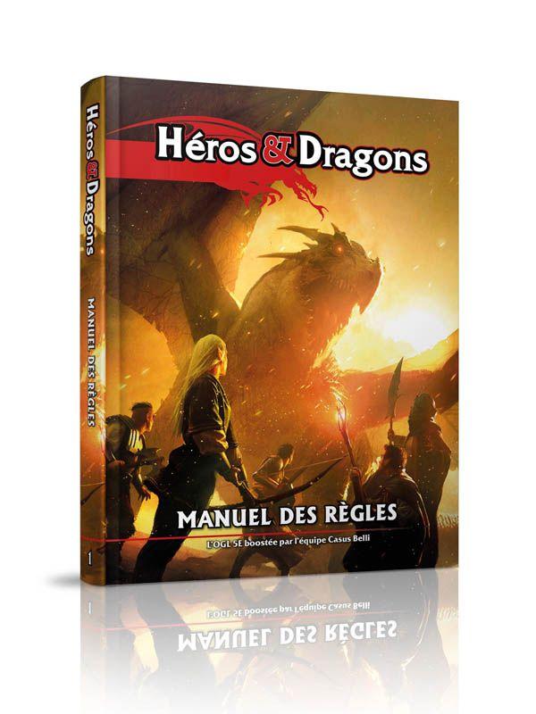 Heros & dragons SqmEvB