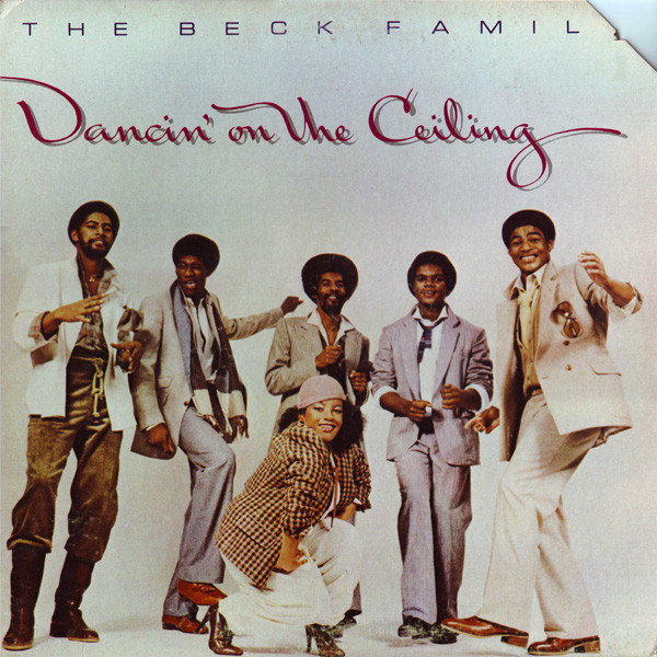 The Beck Family - Dancin` On The Ceiling  51LxqX