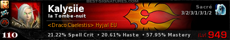 [Video] High Botanist Tel'Arn HM TG6G4B