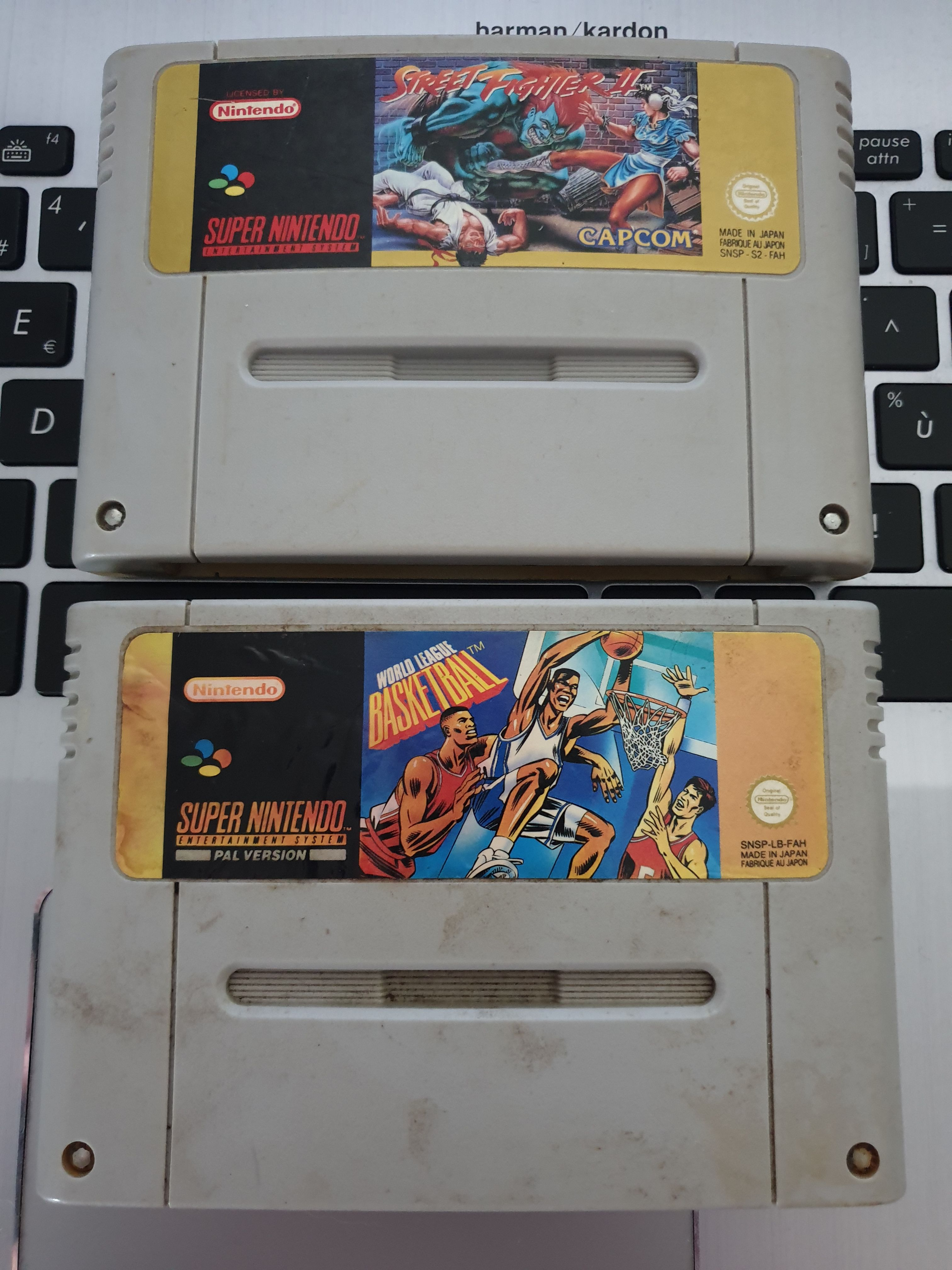 [ECHANGE] GB / NES / SNES / Wii / GBA / N64 / NDS / Guides / orphelins GuXH1l