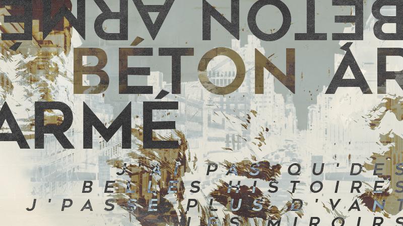 BETON ARME