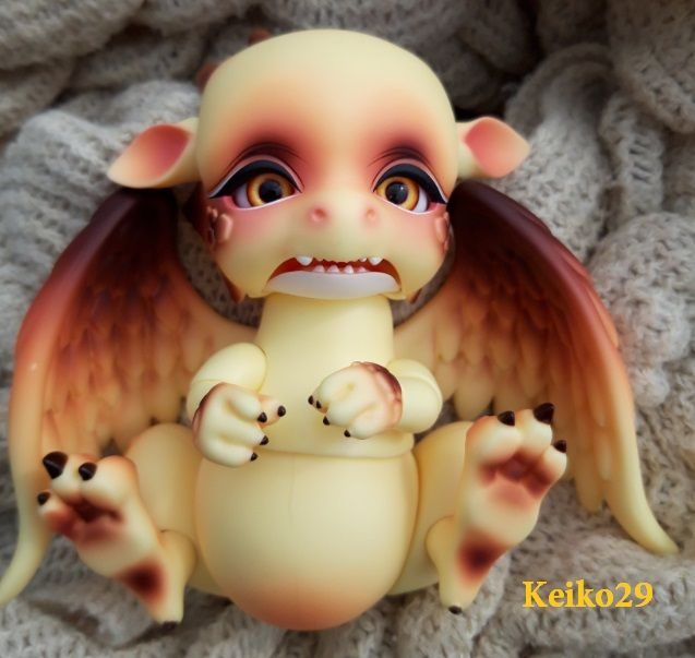 [VDS] News * 3 dragons Aileen doll * XQiaW1
