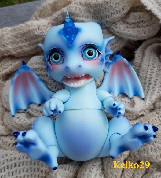 [VDS] News * 3 dragons Aileen doll * Jw9m47