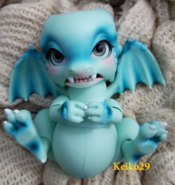 [VDS] News * 3 dragons Aileen doll * SXyaY1