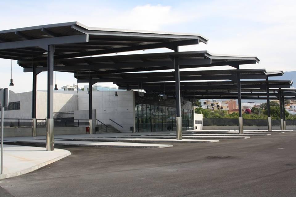 La estación de autobuses de Motril se inaugurará a mediados de Julio 59Uhyg
