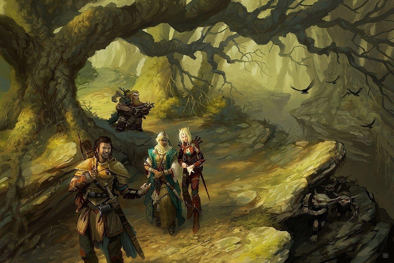 Heros & dragons le 24/03 HF6vUF