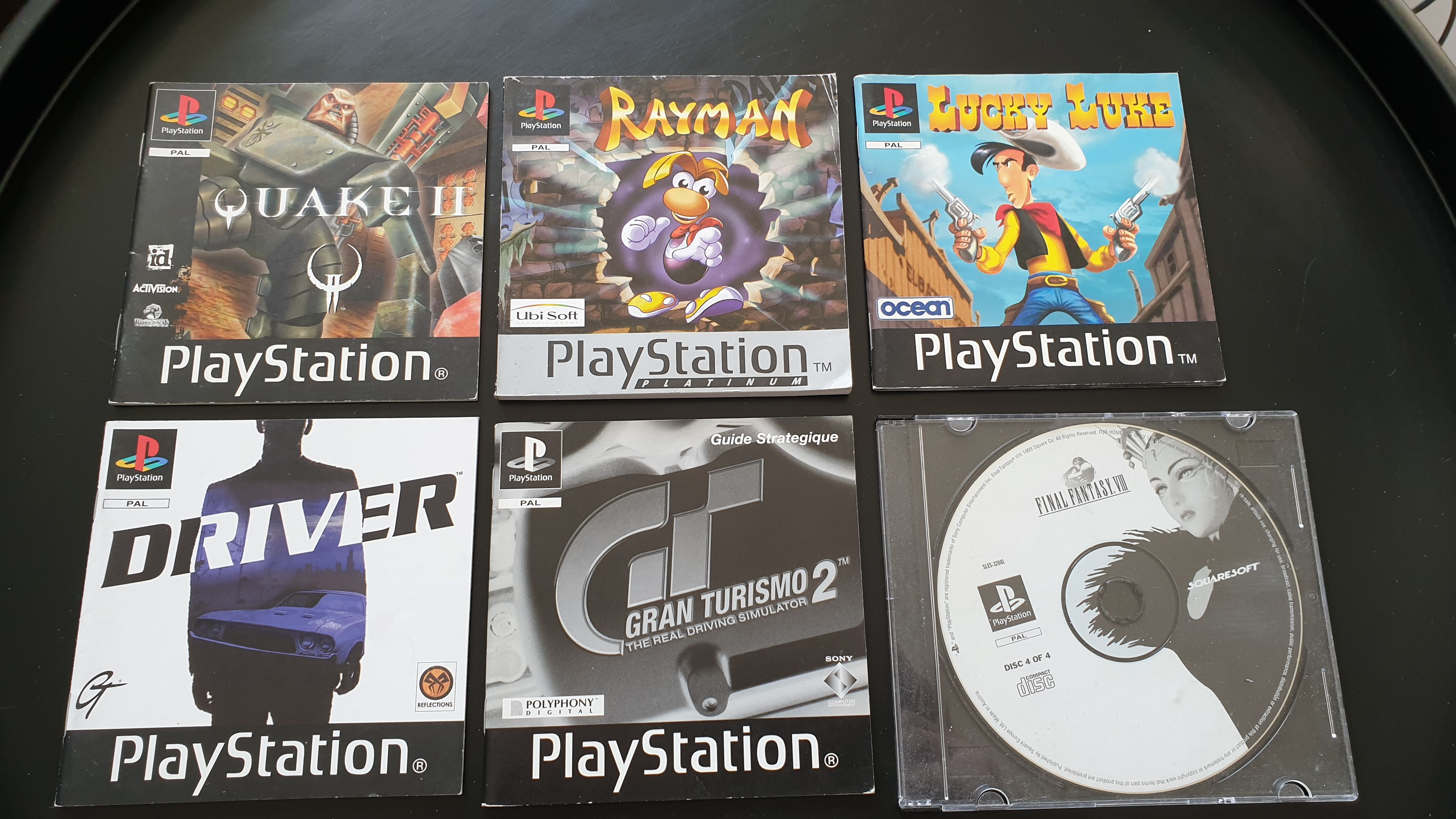 [ECH/RECH] Orphelins Sega / Sony / Nintendo et autre (photos) 45j8GW