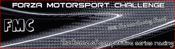 Forza Motorsport Challenge