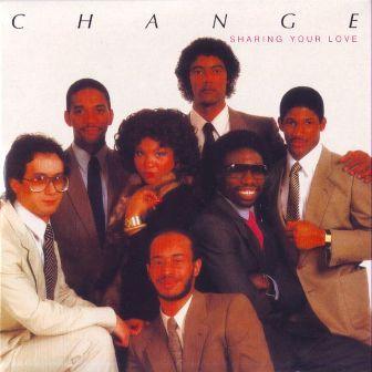 Change - Sharing Your Love Uu18k3