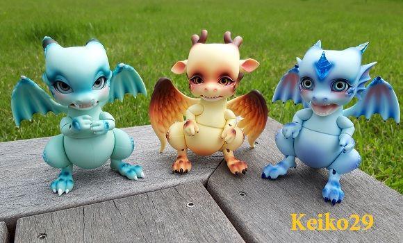 [VDS] News * 3 dragons Aileen doll * Tq7kxp