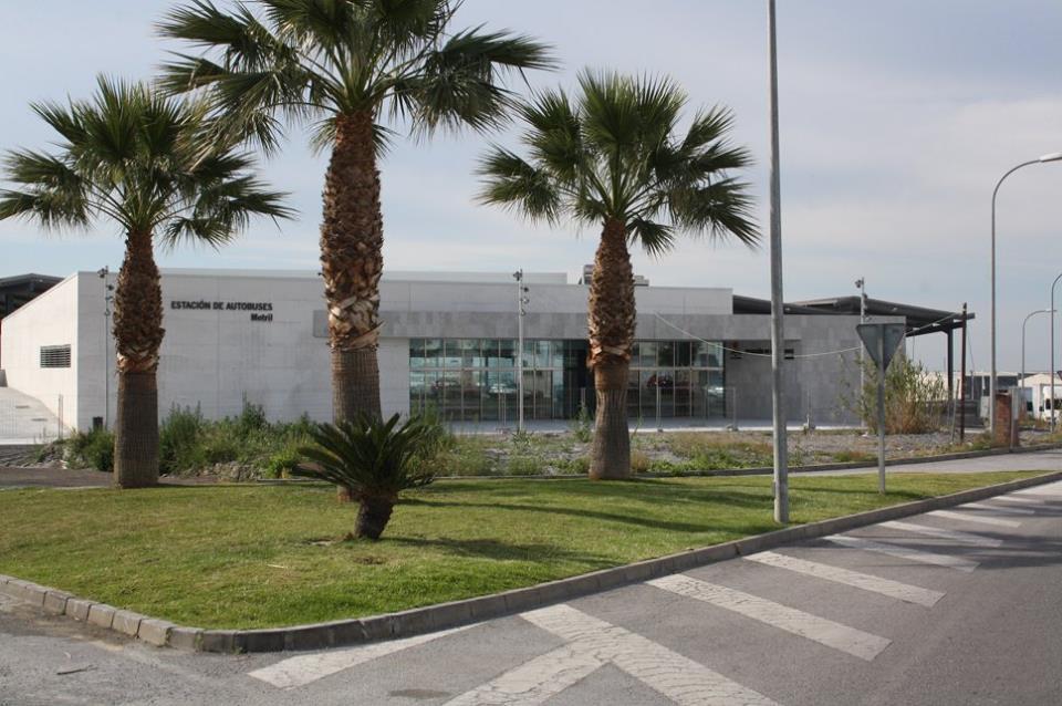La estación de autobuses de Motril se inaugurará a mediados de Julio BBvZpQ