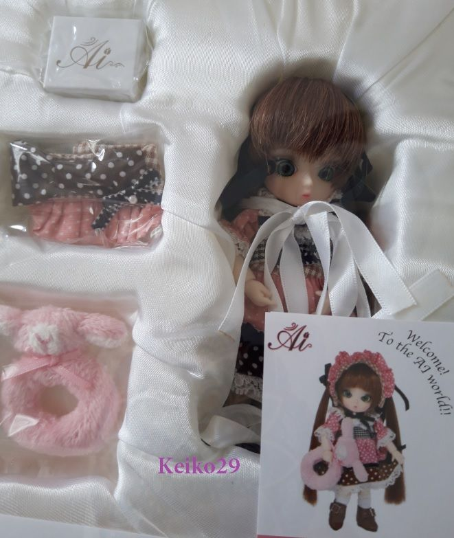 [Vends] Dollfie dream SHERYL NOME & YOKO Z7NBF1