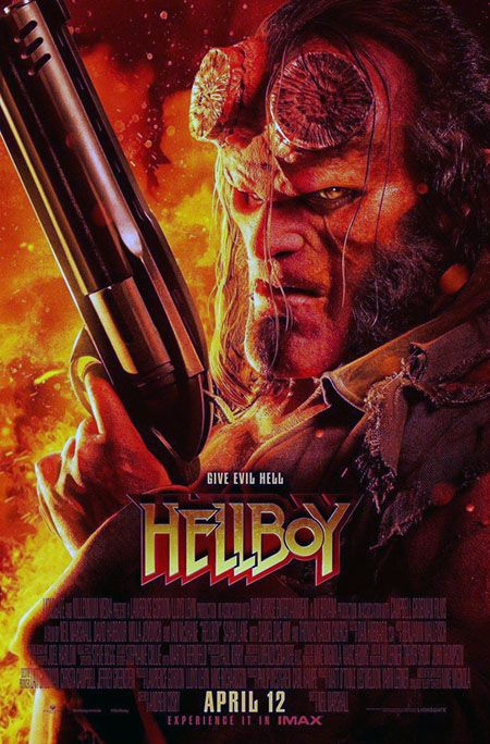 Hellboy (2019)[DVD9][Esp/Eng][Fantastico][Mega/1Fichier] VyppOz