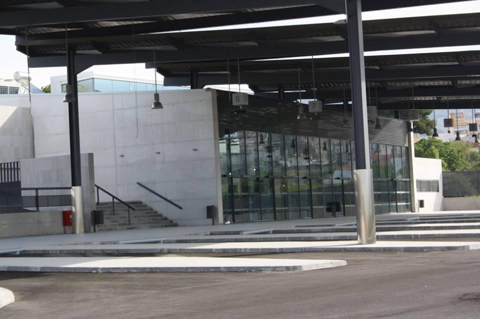 La estación de autobuses de Motril se inaugurará a mediados de Julio LX3thl