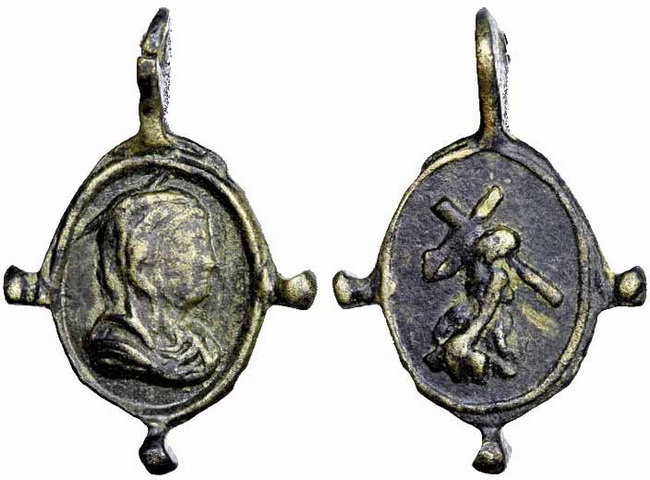 Recopilación medallas con el Rostro de Cristo ( Salvator Mvndi II) Viw6