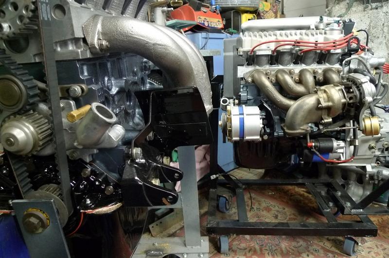 Reconversion de mon Escort MK3 Ghia en Escort RS 1600i - Page 4 P1040901j