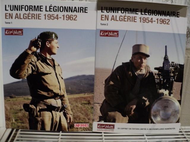 L'uniforme légionnaire en Algérie Bw3d