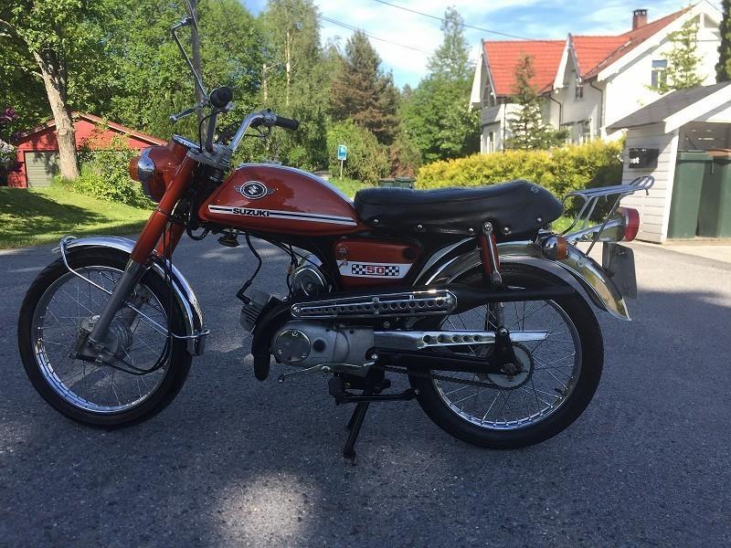 1974 Suzuki AC50 69VfYX