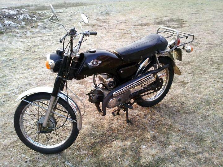 1974 Suzuki AC50 AmpVCF