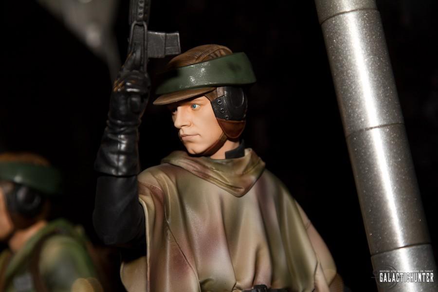 STAR WARS: LUKE ENDOR PGM 2014 MINI BUST 8a9d33