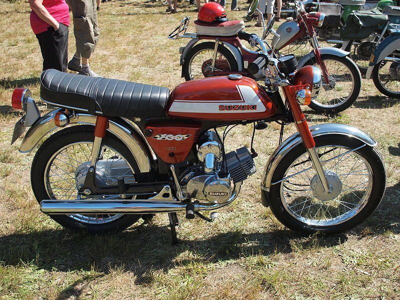 1974 Suzuki AC50 6DyUtM