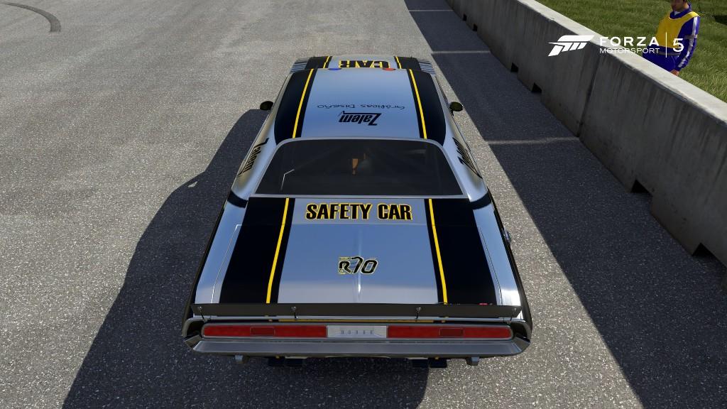 [Forza 5] Concurso de diseño!! para el nuevo SAFETY CAR Psy3